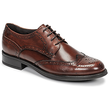Schoenen Heren Derby Carlington LOUVIAN Brown