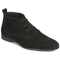 Schoenen Heren Laarzen Carlington EONARD Zwart