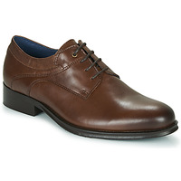 Schoenen Heren Derby Carlington LUCIEN Brown