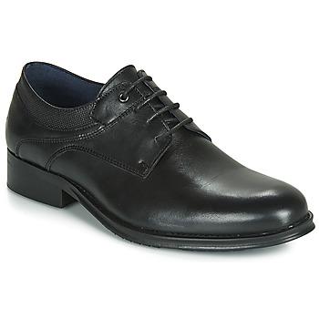 Schoenen Heren Derby Carlington LUCIEN Zwart
