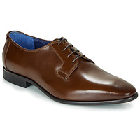 Schoenen Heren Derby Azzaro VICHE Brown