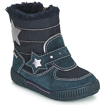 Schoenen Meisjes Snowboots Primigi RIDE 19 GORE-TEX Blauw