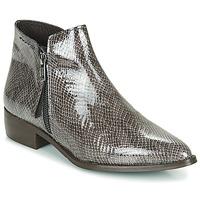 Schoenen Dames Laarzen Ippon Vintage STING HILL Grijs / Vernis