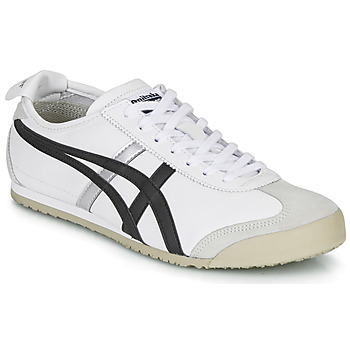 Schoenen Lage sneakers Onitsuka Tiger MEXICO 66 Wit / Zwart