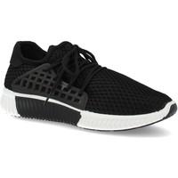 Schoenen Dames Lage sneakers Suncolor AA611 Negro