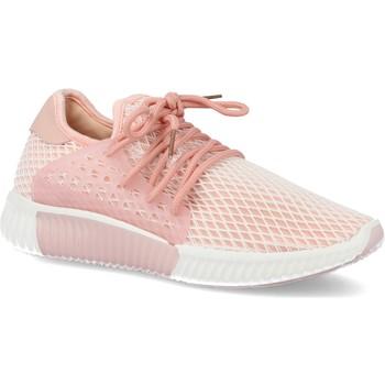 Schoenen Dames Lage sneakers Suncolor AA611 Rosa