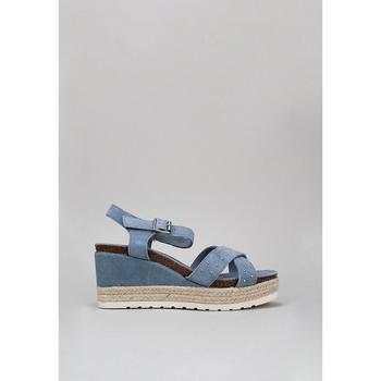 Schoenen Dames Sandalen / Open schoenen Carmela  Blauw