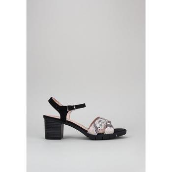 Schoenen Dames Sandalen / Open schoenen Sandra Fontan PERLA Zwart