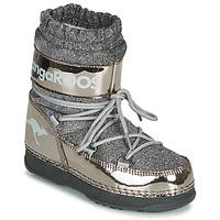 Schoenen Dames Snowboots Kangaroos K-MOON Grijs