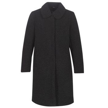 Textiel Dames Mantel jassen Le Temps des Cerises DOLL Zwart