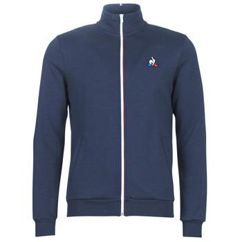 Textiel Heren Trainings jassen Le Coq Sportif ESS FZ SWEAT N°2 M Blauw / Marine