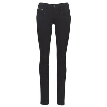 Textiel Dames Skinny jeans Freeman T.Porter ALEXA SLIM S-SDM Zwart