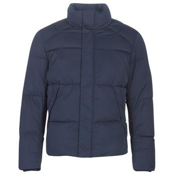 Textiel Heren Dons gevoerde jassen Selected SLHPUFFER Marine