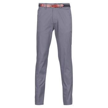 Textiel Heren Chino's Selected SLHSLIM Grijs