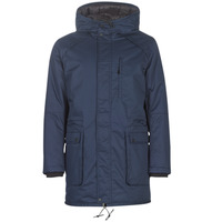 Textiel Heren Parka jassen Selected SLHVINCENT Marine