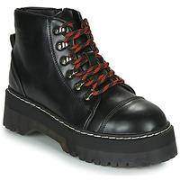 Schoenen Dames Laarzen Coolway ABLIS Zwart / Rood