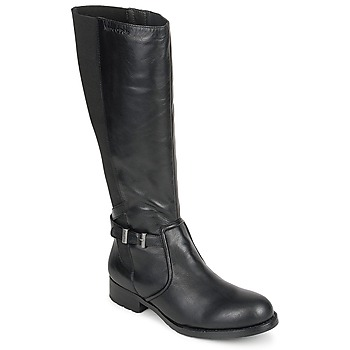 Schoenen Dames Hoge laarzen Marc O'Polo ZINDI Zwart