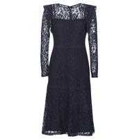 Textiel Dames Korte jurken Lauren Ralph Lauren BLAIR Marine