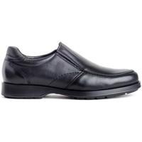 Schoenen Heren Mocassins Traveris 41099 Zwart