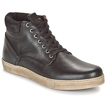 Schoenen Heren Laarzen Casual Attitude LEO Zwart
