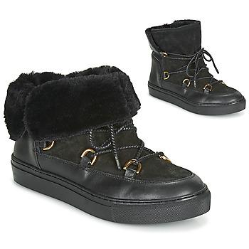 Schoenen Dames Snowboots Casual Attitude LONE Zwart