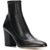 Schoenen Dames Hoge laarzen Sergio Rossi A75282 MAF715 nero