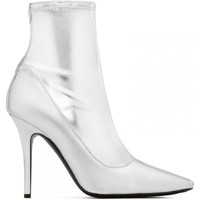 Schoenen Dames Hoge laarzen Giuseppe Zanotti I870030 001 argento