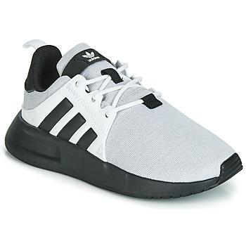 Schoenen Kinderen Lage sneakers adidas Originals X_PLR C Grijs / Zwart