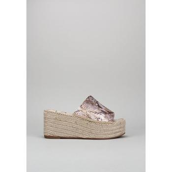 Schoenen Dames Espadrilles Senses & Shoes CARMEN Beige