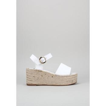 Schoenen Dames Sandalen / Open schoenen Senses & Shoes FABIOLA Wit