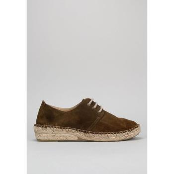 Schoenen Dames Espadrilles Senses & Shoes  Kaki