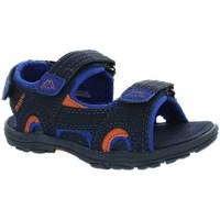 Schoenen Jongens Sandalen / Open schoenen Kappa Early II Noir, Bleu, Orange