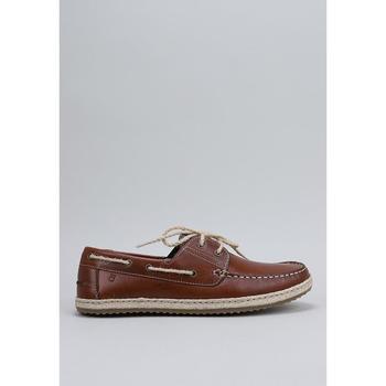 Schoenen Heren Bootschoenen Krack SOLEIL Brown