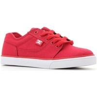 Schoenen Kinderen Lage sneakers DC Shoes Tonik TX Rouge