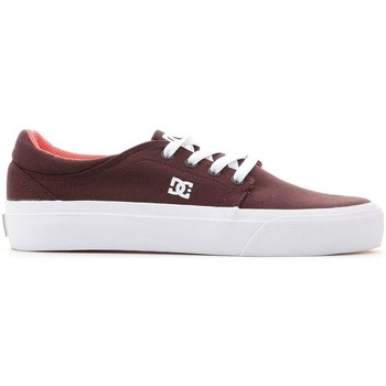 Schoenen Dames Tennis DC Shoes Trase TX Marron