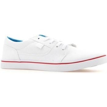 Schoenen Dames Lage sneakers DC Shoes Tonik TX Blanc