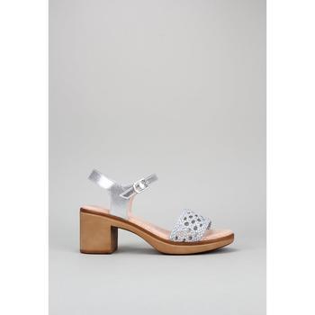 Schoenen Dames Sandalen / Open schoenen Sandra Fontan TRENDA Zilver