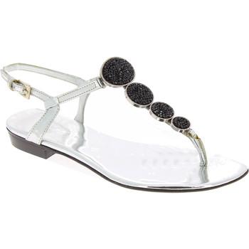 Schoenen Dames Sandalen / Open schoenen Barbara Bui J5407 SPJ 8010 argento