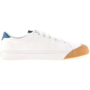 Schoenen Heren Lage sneakers K-Swiss Irvine T Blanc