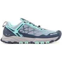 Schoenen Dames Lage sneakers Salewa WS Multi Track Gris, Bleu, Bleu