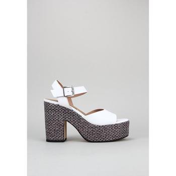 Schoenen Dames Sandalen / Open schoenen Krack Harmony 2400 Wit