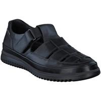 Schoenen Heren Sandalen / Open schoenen Mephisto TAREK Zwart