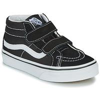 Schoenen Kinderen Hoge sneakers Vans UY SK8-MID REISSUE V Zwart / Wit