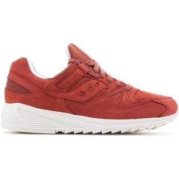 Schoenen Heren Lage sneakers Saucony Grid 8500 HT Rouge