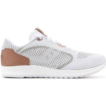 Schoenen Heren Lage sneakers Saucony Shadow 5000 Evr Blanc, Gris, Marron
