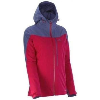 Textiel Dames Jacks / Blazers Salomon LA Cote Jkt W Lotus Rouge, Violet