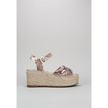 Schoenen Dames Sandalen / Open schoenen Senses & Shoes NEREA Beige