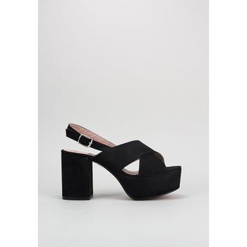Schoenen Dames Sandalen / Open schoenen Krack Core REVELLING Zwart