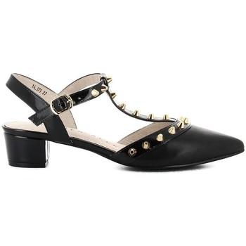 Schoenen Dames Sandalen / Open schoenen Stephen Allen K1943-K1 Zwart