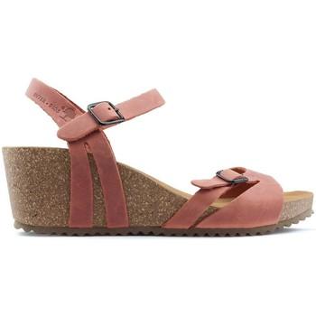 Schoenen Dames Sandalen / Open schoenen Interbios W Sandaal comfortabele anatomische vrouw TEJA